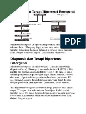 renalna hipertenzija po