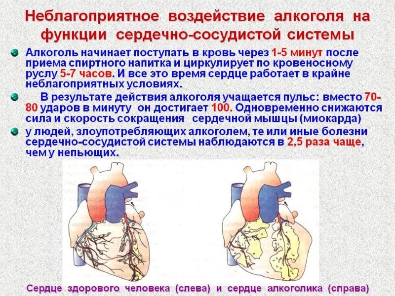 noć tahikardija, hipertenzija