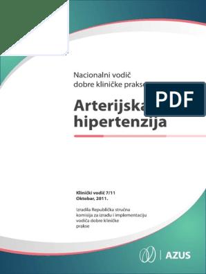 Zaključak kardiologa s hipertenzijom