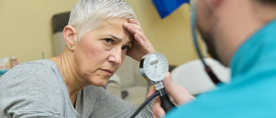 kako se visoki krvni tlak bolesti