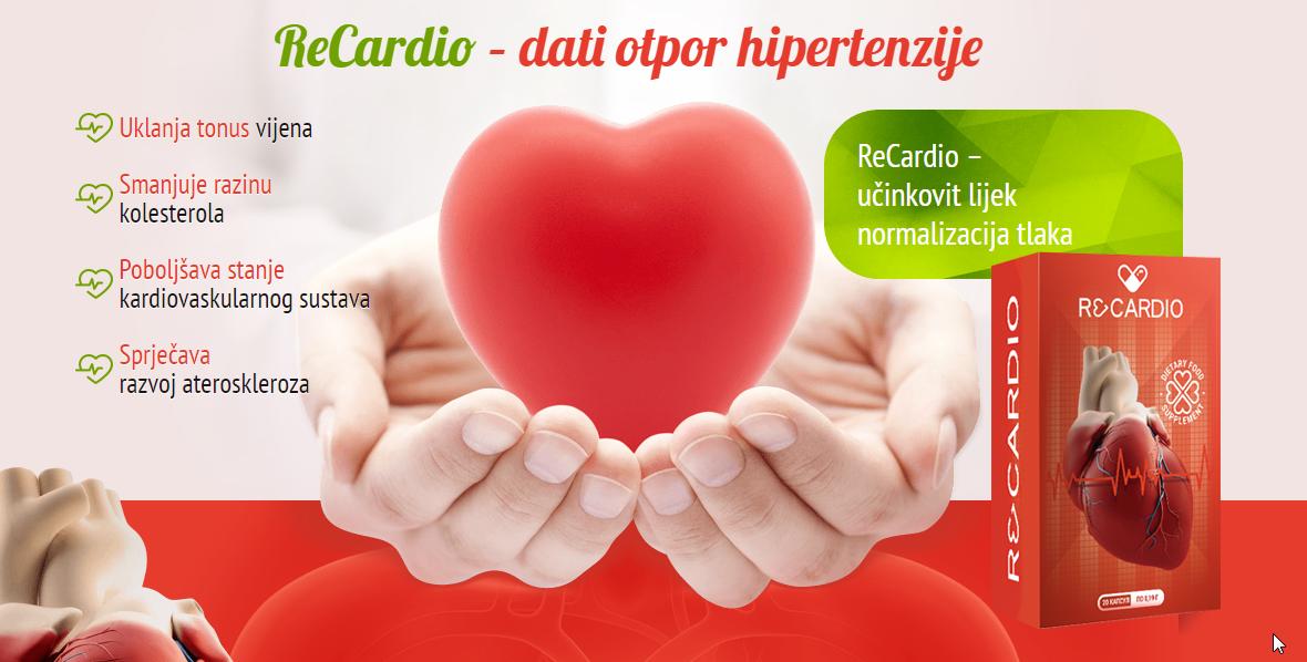 rekardio lijek za hipertenziju