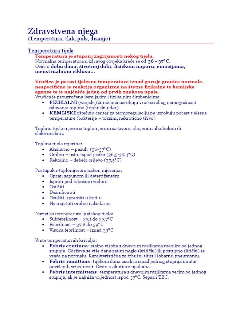 trbušni disanje i hipertenzije)