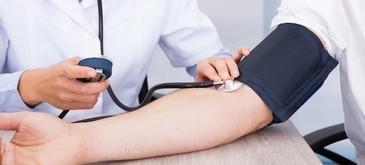 hipertenzija koja utječe organa