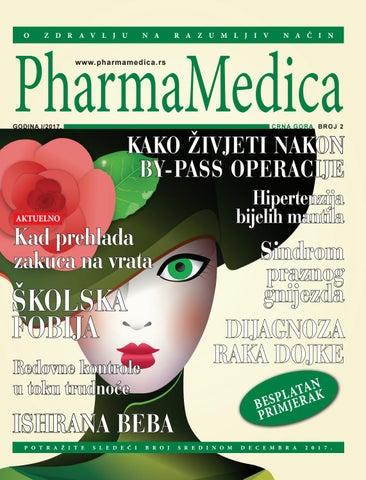 hipertenzija, i odvajanje retine)