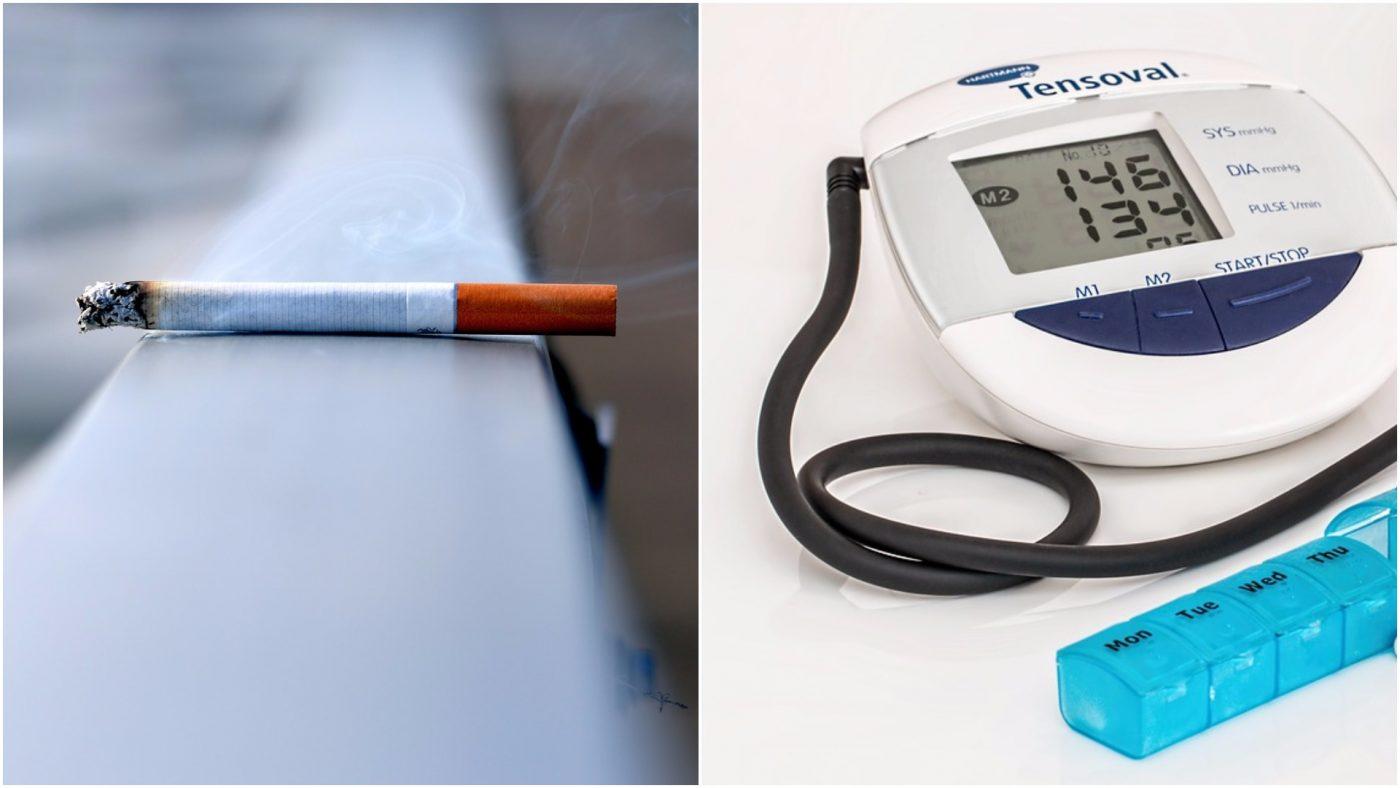 hipertenzija li može pušiti