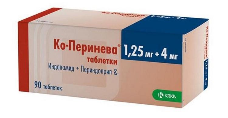 liječenje hipertenzije ko perineva