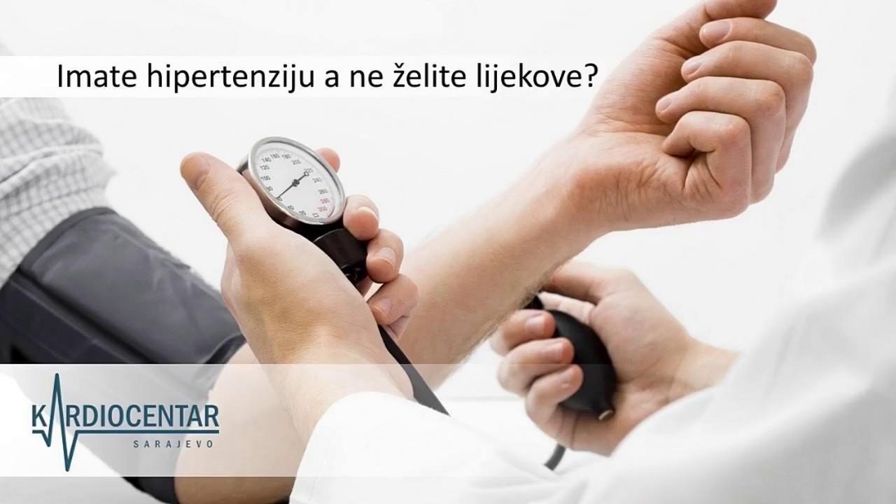 hipertenzija lijekovi nakon napada hipertenzije