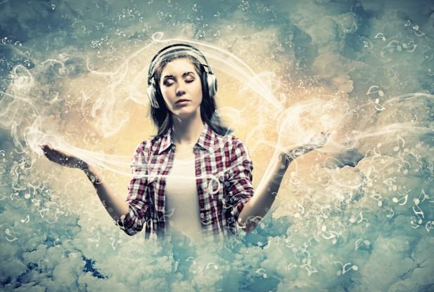 slušati glazbu za liječenje hipertenzije