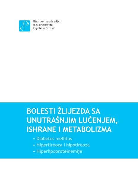 subklinički hipotireoze i hipertenzije)