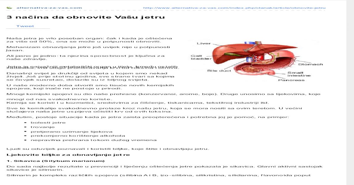 tablete za hipertenziju alternativa)