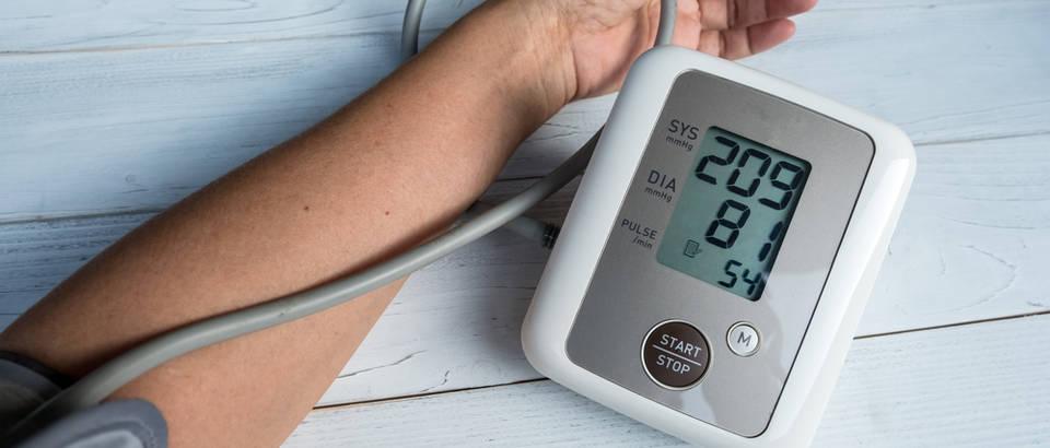 povećan krvni tlak vrtoglavice s hipertenzijom