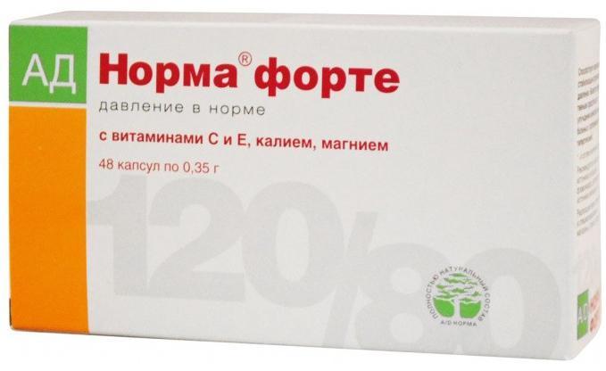 sophora za liječenje hipertenzije