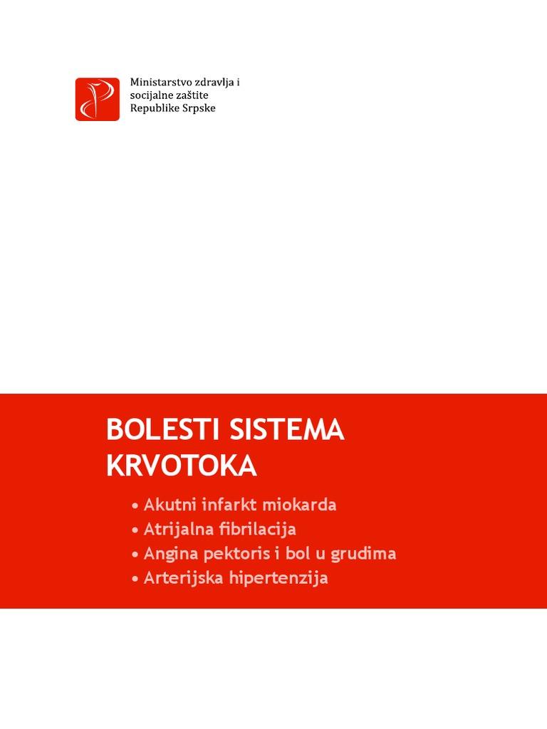 anginu pektoris hipertenzije)