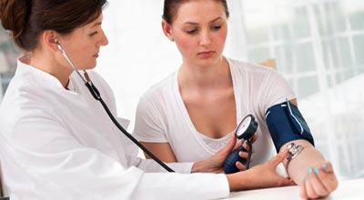 Oštri skokovi krvnog tlaka u osteohondrozi
