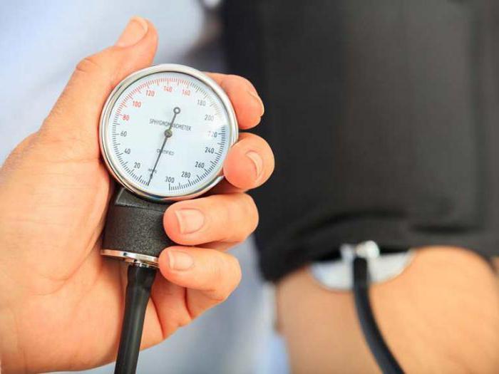 Učinak lijeka Glicin na krvni tlak