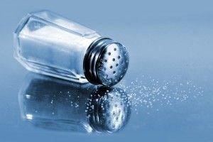 Kuhinjska sol i visoki krvni tlak