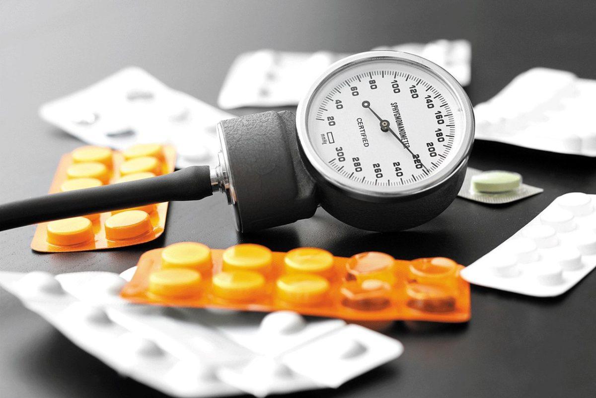 pet infuzije za hipertenziju)