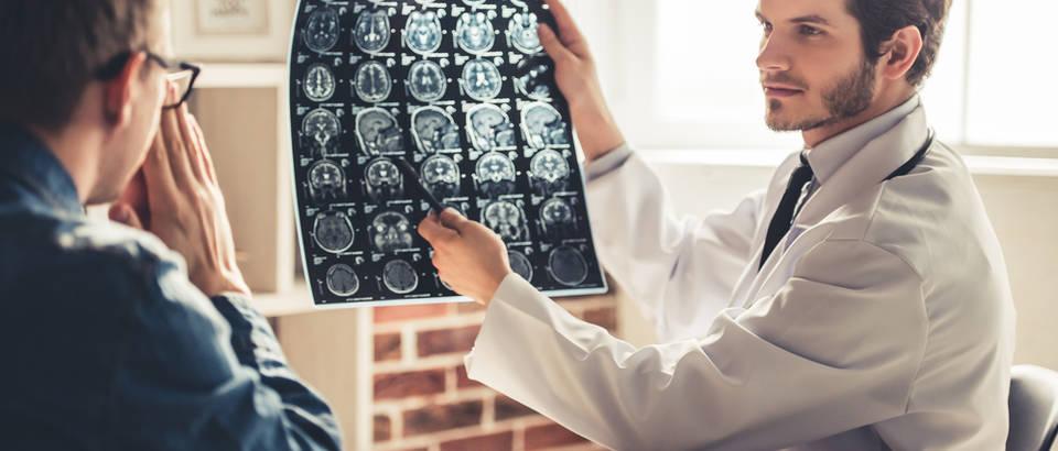 posljedica moždanog udara i hipertenzije