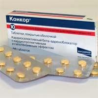 lijekovi za hipertenziju concor
