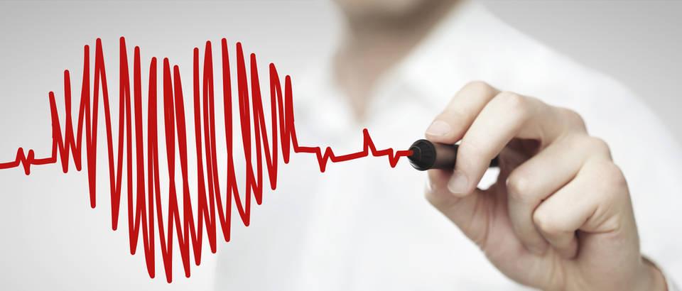 nedostatak zraka u srcu