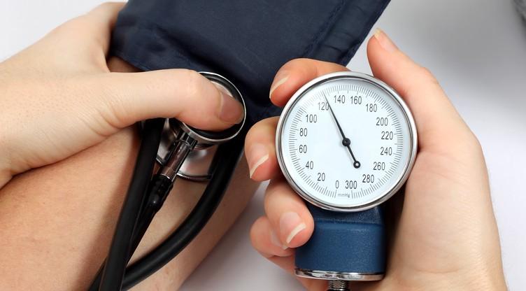 hipertenzija privremeno