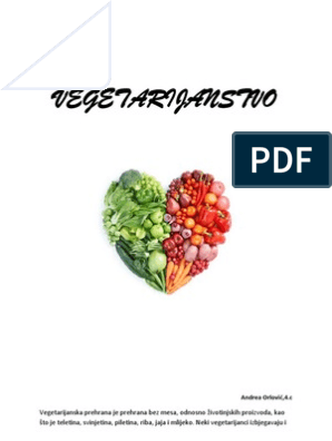 hipertenzija vegetarijanaca)