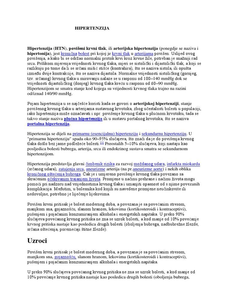 Značajke masaže za hipertenziju i hipotenziju