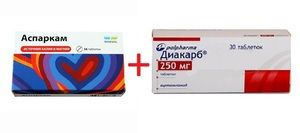 diakarb i hipertenzija