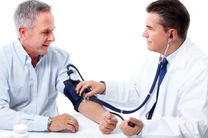 što učiniti s hipertenzija bolest