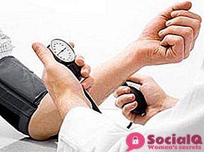 hipertenzija u ženskim uzroka