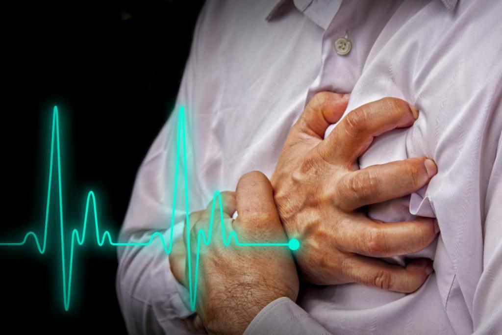 nakon potres hipertenzije