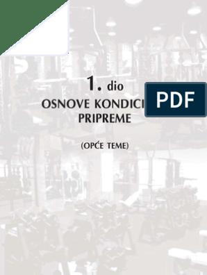 Program treninga osteohondroza