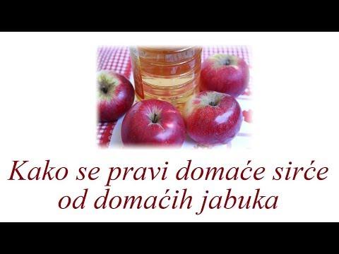 kiseli jabuke hipertenzije)