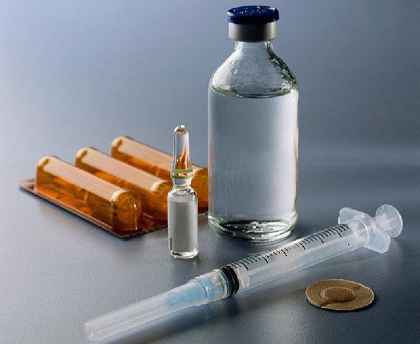 djelotvorne injekcije za hipertenziju
