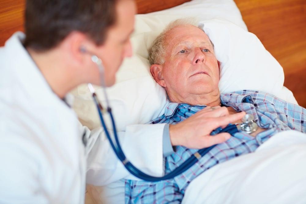 graničnim srca udaraljke hipertenzija)