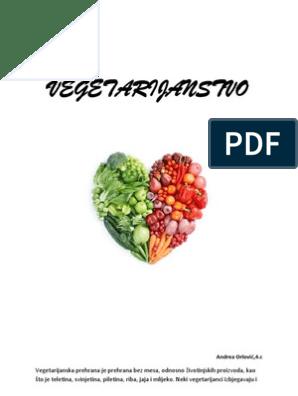 vegetarijanstvo i hipertenzija)