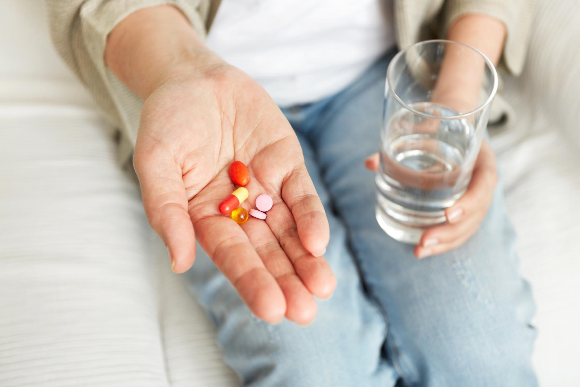 lijekovi za visoki krvni tlak nije
