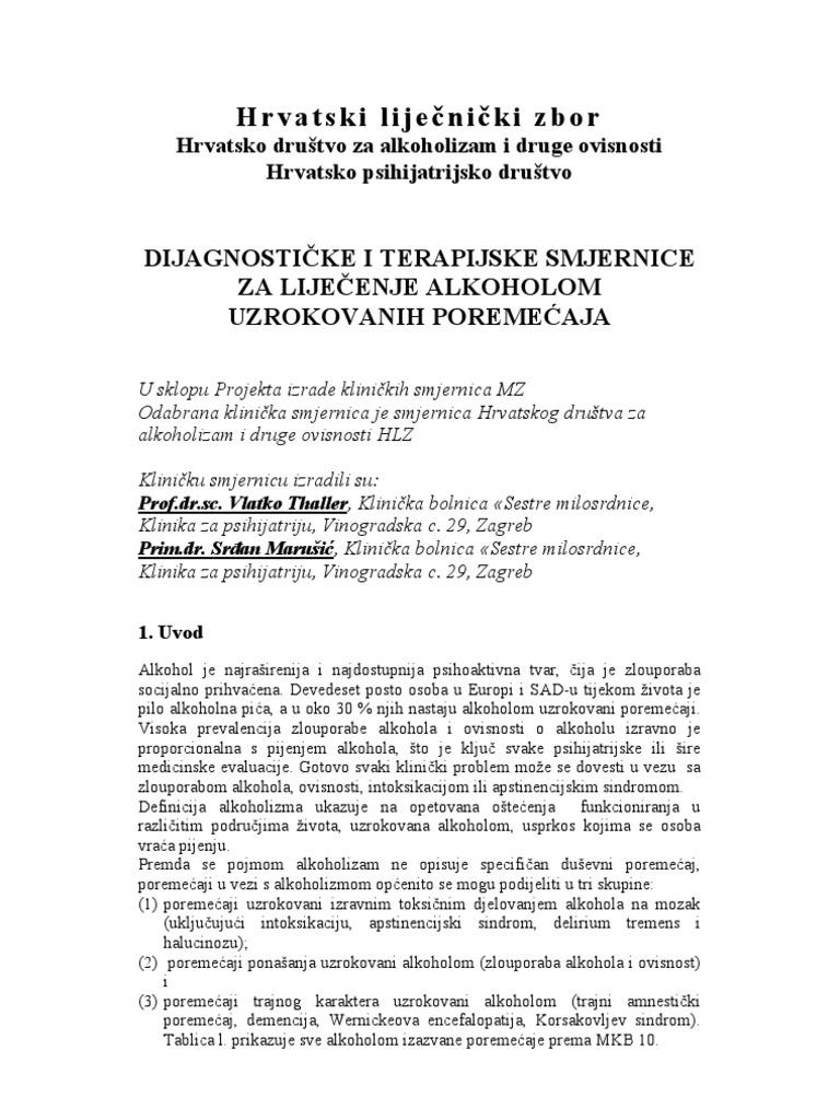 liječenje hipertenzije u demencije