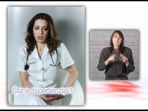 znaci hipertenzije i hipotenzije