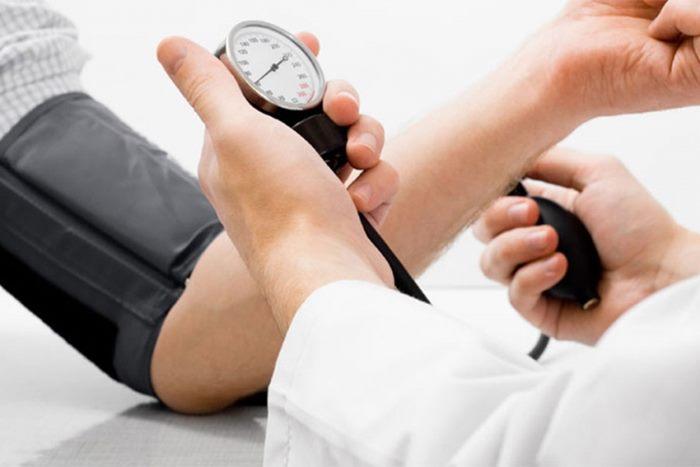 formiranje hipertenzije)