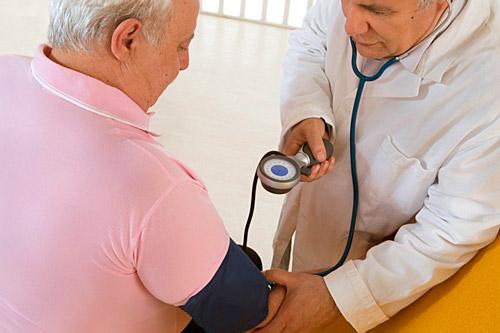 aktivne točke na tijelu s hipertenzijom