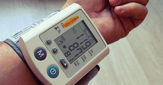 krvni tlak i tjelesnu toplinu