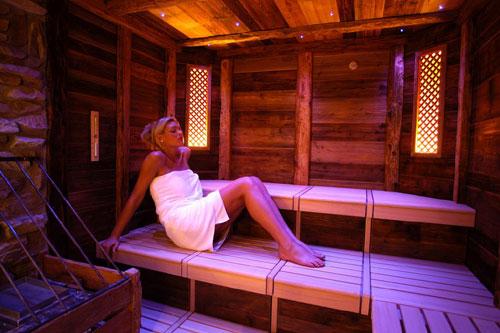 saune hipertenzije)