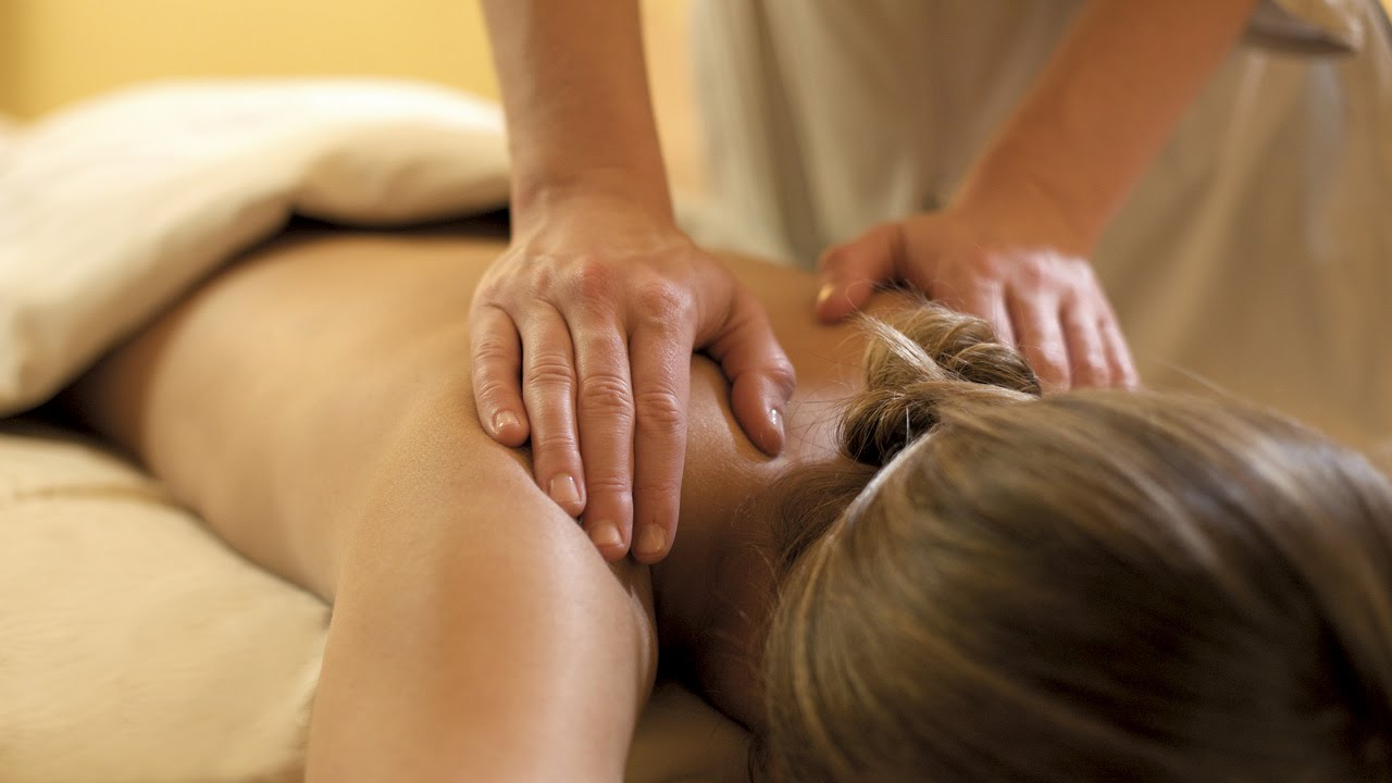 masaža na vrata s video hipertenzije