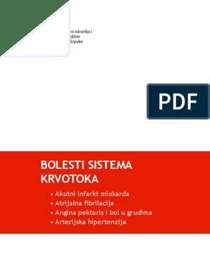 nesposobnost hipertenzije i ishemične bolesti srca)