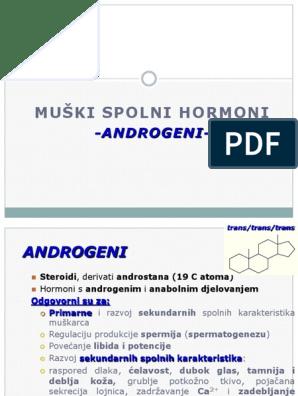 Nadbubrežni hormoni