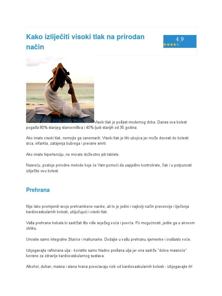hipertenzija forum poslijeporođajno uporaba droga hipertenzija