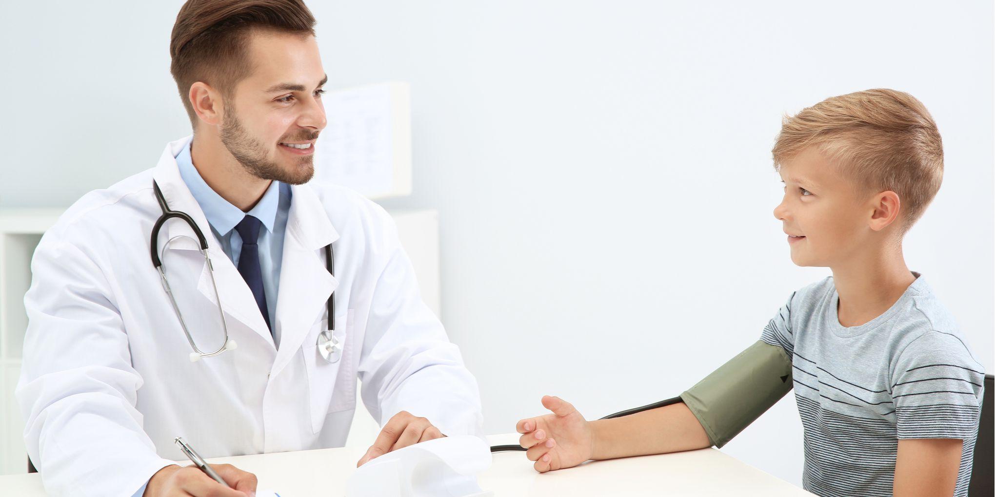 hipertenzija, žučni mjehur u djece