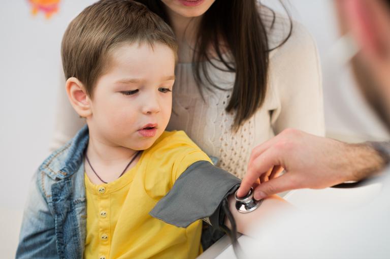 djetinjstvo hipertenzija)