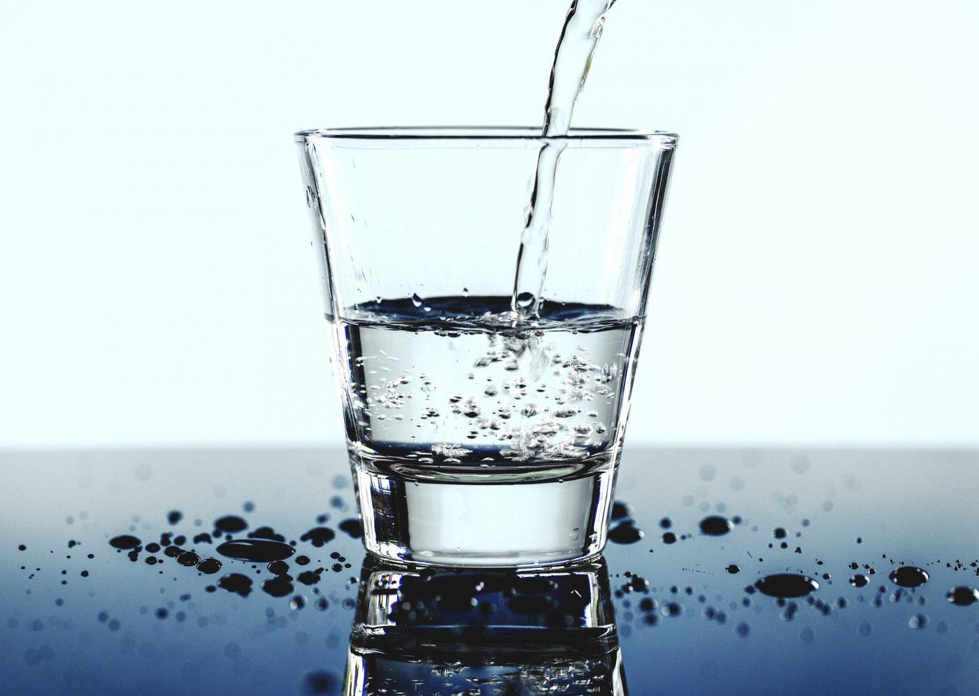 čiste vode za hipertenziju